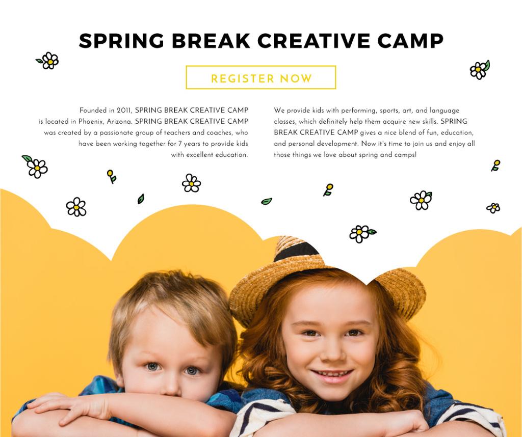 Happy boy and girl — ein Design erstellen
