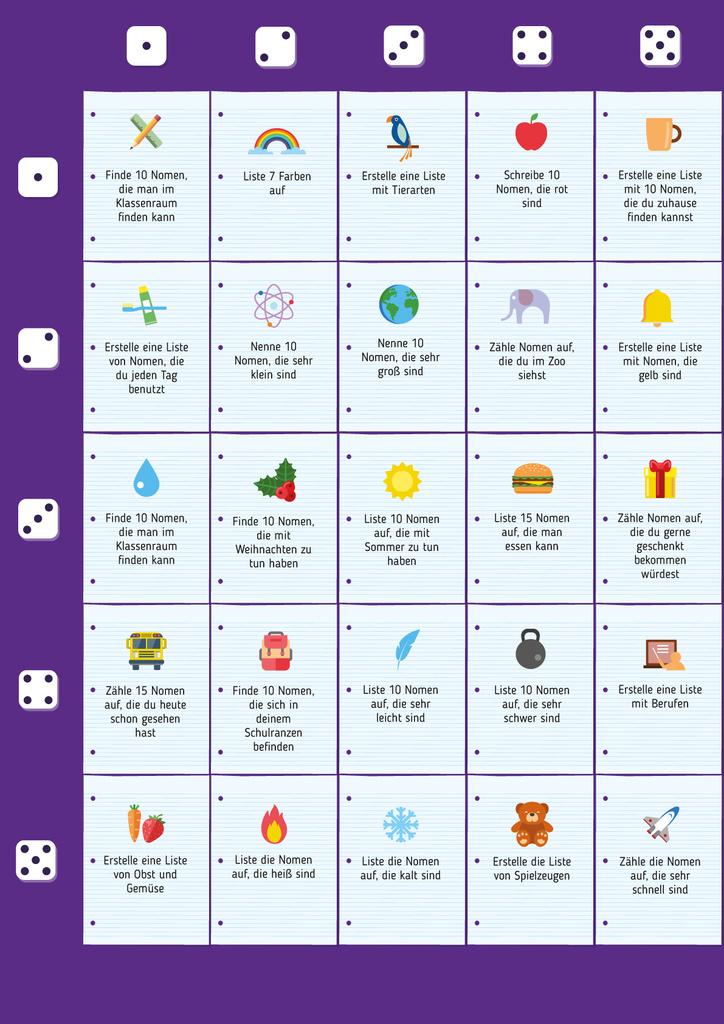 Kids Board Game Toy — Crear un diseño