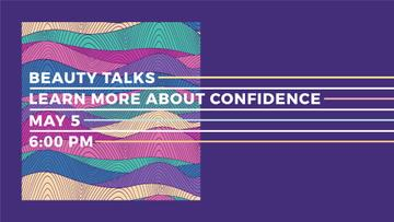 Citation about talks about confidence