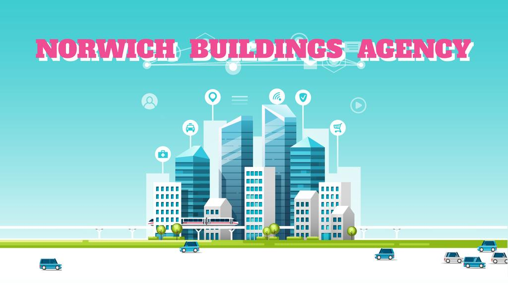 Real Estate Ad Traffic and Infrastructure in Modern City — Crear un diseño