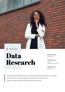 Data Research platform services