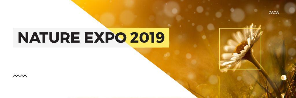 Nature Expo 2019 — Crea un design
