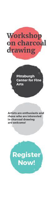 Plantilla de diseño de Pittsburgh Center for Fine Arts Skyscraper