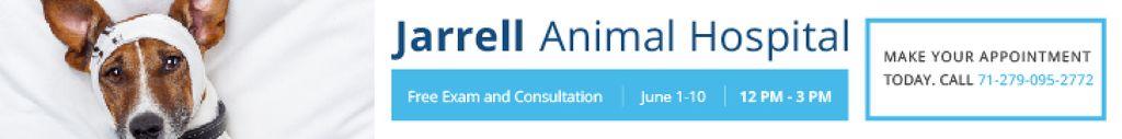Jarrell Animal Hospital — Maak een ontwerp