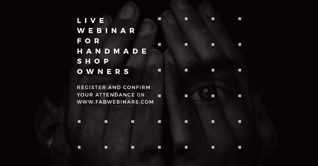 Live webinar for handmade shop owners — ein Design erstellen