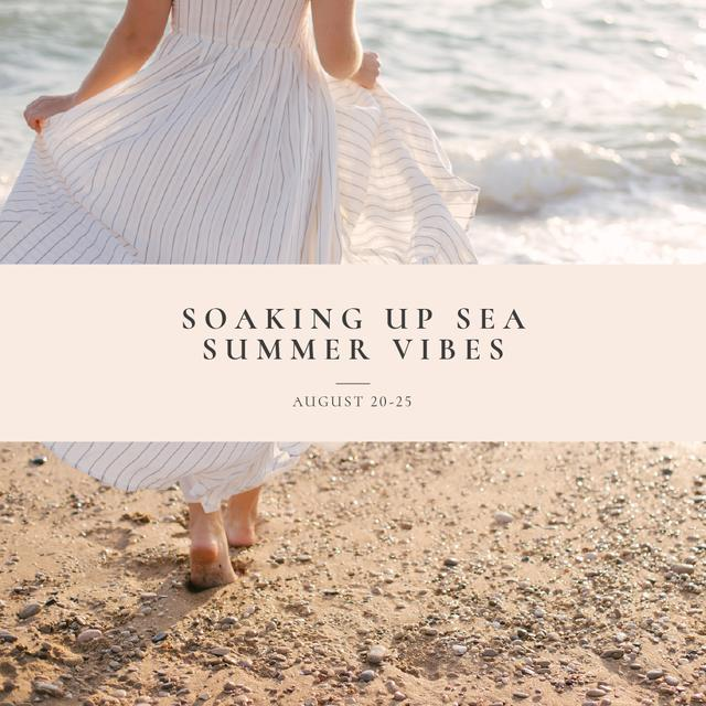 Ontwerpsjabloon van Photo Book van Summer Vacation memories