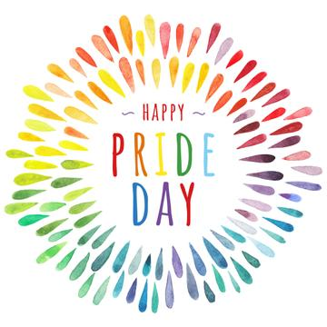 LGBT pride Day Greeting
