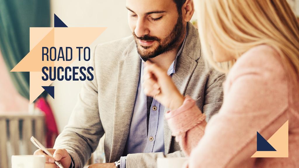 Road to success — Modelo de projeto