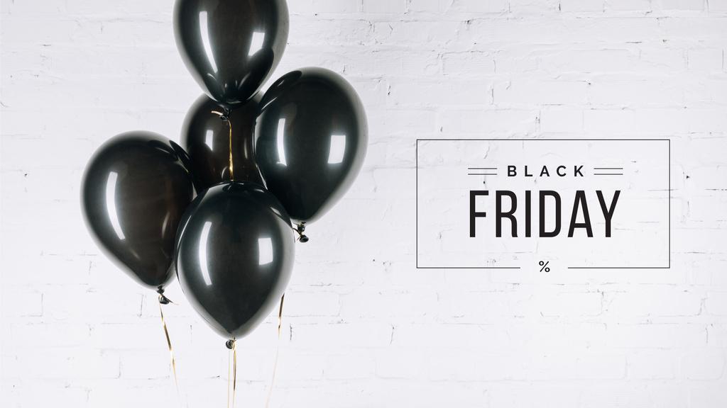 Black Friday card — Modelo de projeto