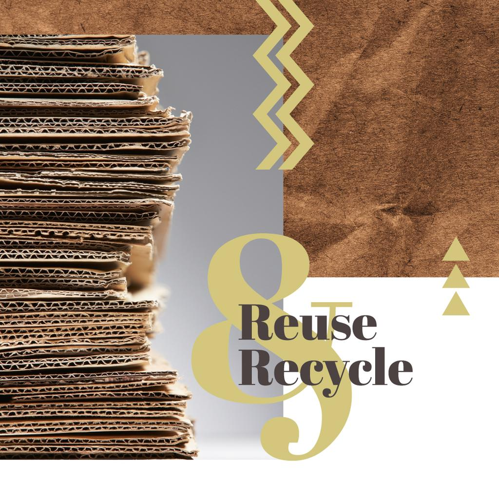 Corrugated cardboard sheets — Створити дизайн