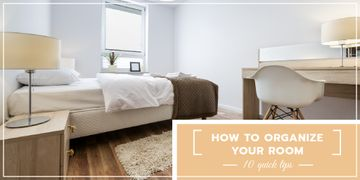 Organizing room tips