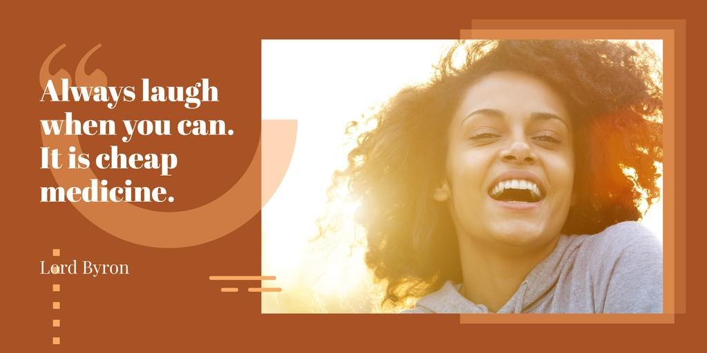 Happy smiling woman — Crear un diseño