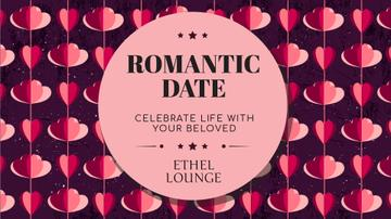Romantic Date garland