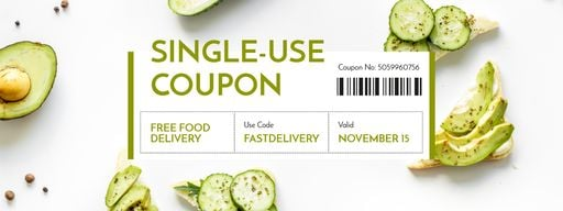 Free Food Delivery Offer Coupons