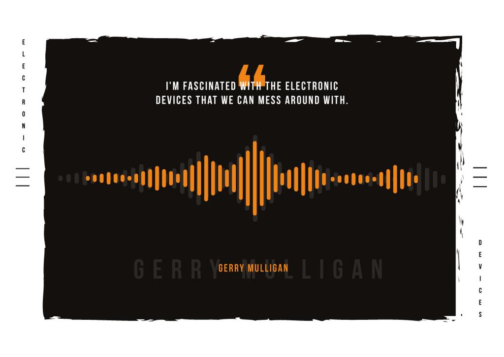Equalizer Sound Waves — Maak een ontwerp