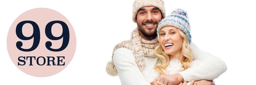 Online knitwear store — Modelo de projeto
