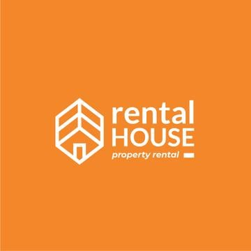 Property Rental House Icon | Logo Template