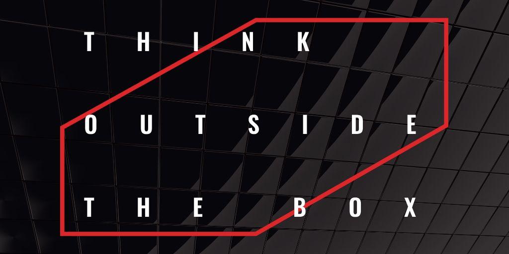 Inspirational Quote on Glass Texture — ein Design erstellen