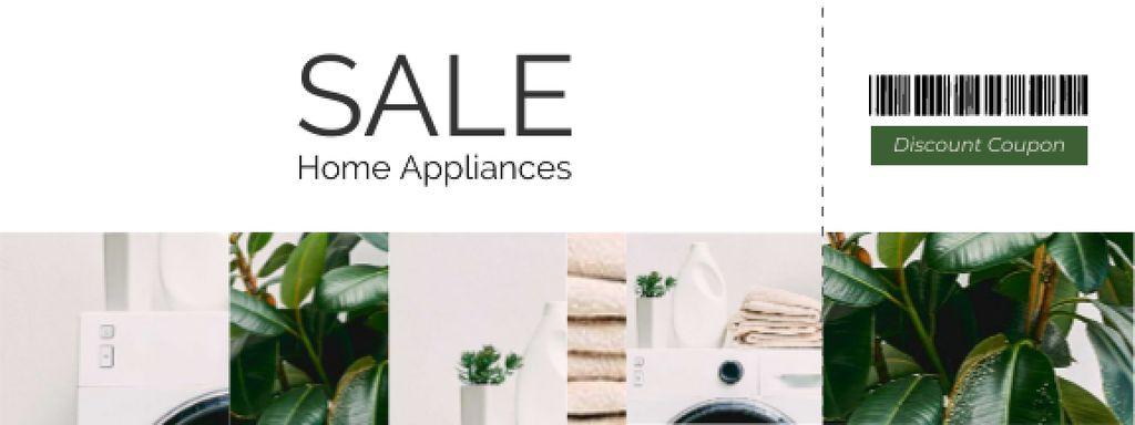 Home Appliance offer — Modelo de projeto