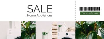 Home Appliance offer