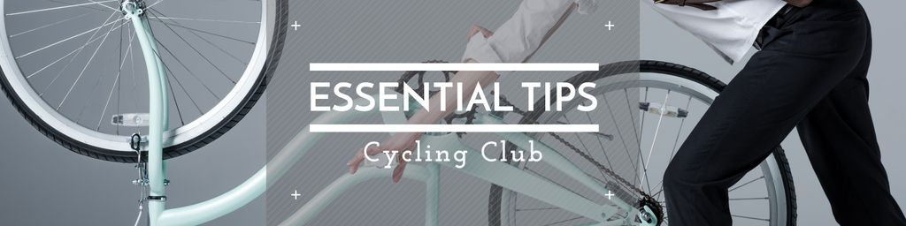 Cycling club banner — Create a Design