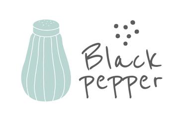 Black Pepper brand promotion