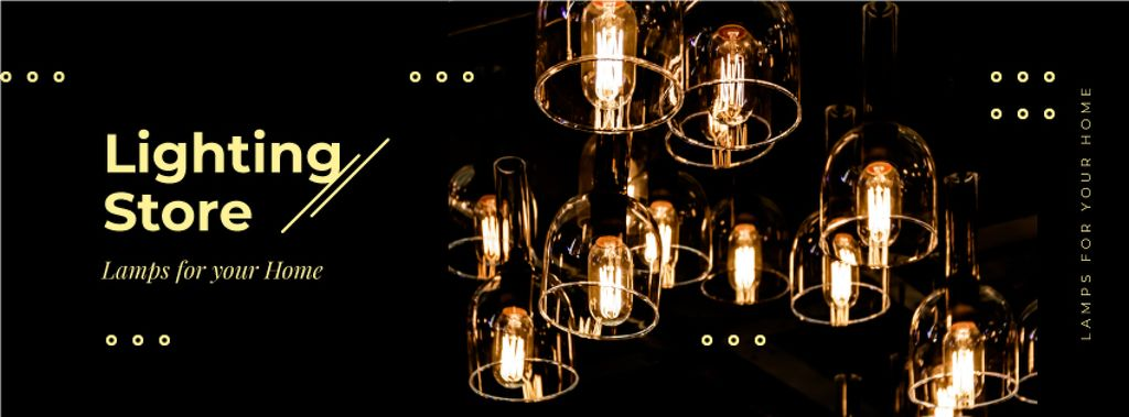 Bulbs with warm light — Create a Design