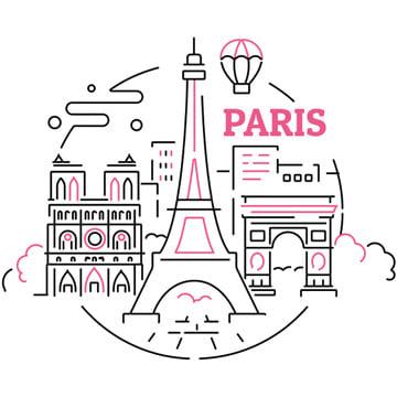 Paris famous Travelling spots