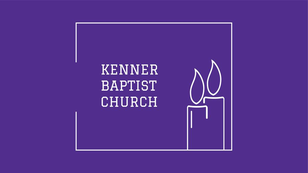 Kenner Baptist Church  — Create a Design
