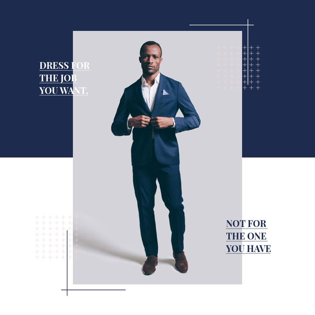 Dress for the job — Create a Design