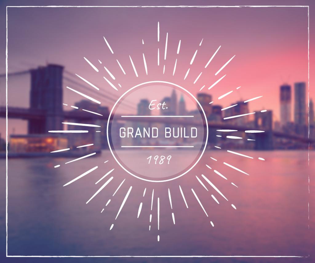 Grand build poster — Create a Design