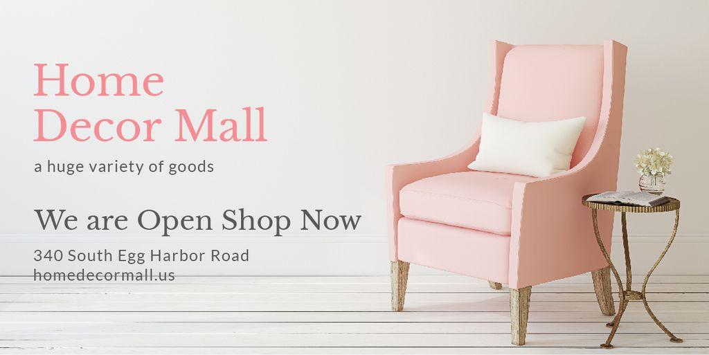 Home Decor Mall — Crear un diseño