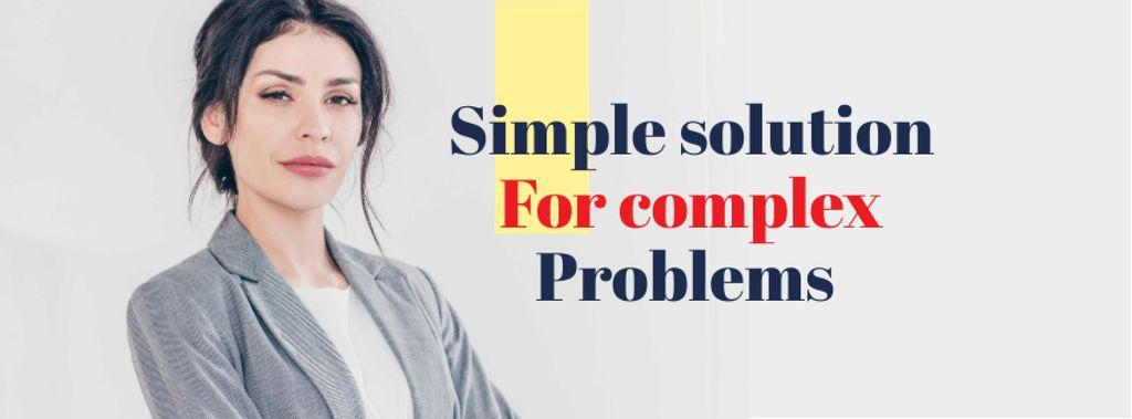 Confident Businesswoman for company promotion — Maak een ontwerp