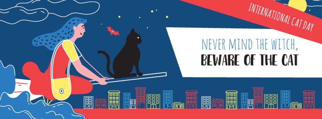 International Cat Day — Créer un visuel