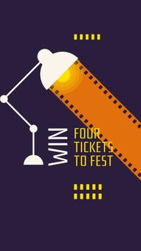 Film Festival giveaway