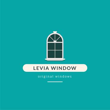 Window Installation Services Ad in Blue