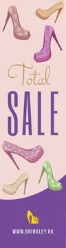Total Sale Heeled Female Shoes