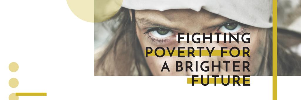 Citation about Fighting poverty for a brighter future — Create a Design