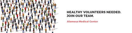 Alamosa Medical Center Twitter Modelo de Design