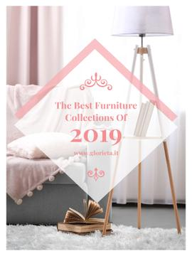Furniture design collections poster