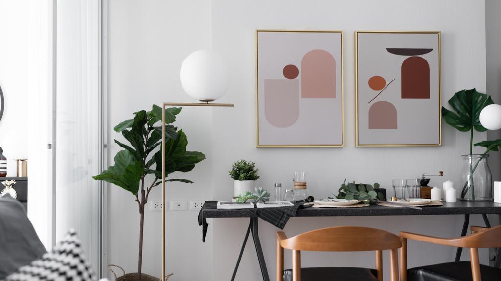Cozy Living Room Interior design — Створити дизайн