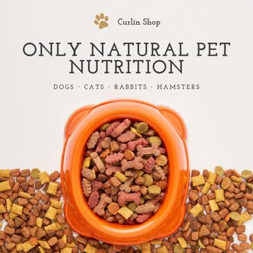 Pet Food and Supplements Offer