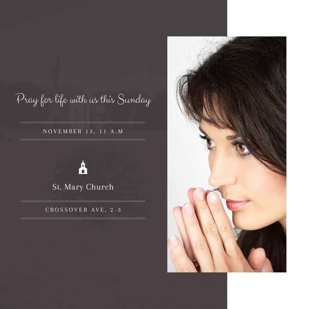 St. Mary Church — Create a Design