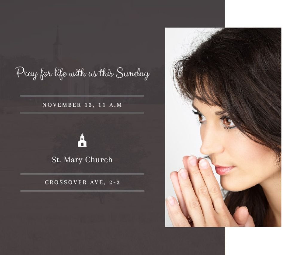 St. Mary Church — Створити дизайн