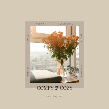Design Offer with Cozy Interior