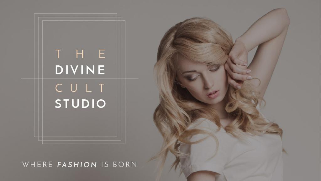 The Divine Cult Studio — Create a Design