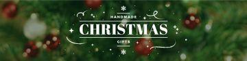 handmade Christmas gifts poster