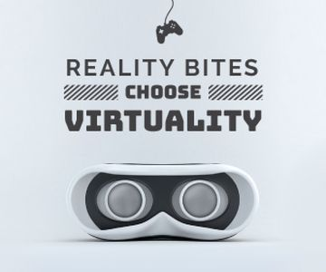 Choose virtuality banner