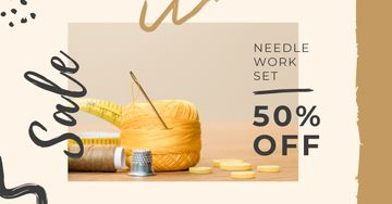 Needlework Set Special Offer