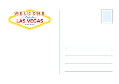 Las Vegas Casino Invitation